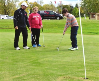 Youngsters learning to Stay the Course– Image 1