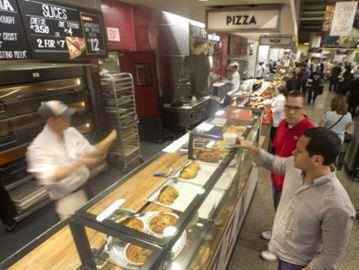 Premium food retailing on the rise