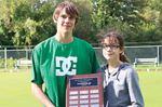 Midland club hosts junior lawn bowlers