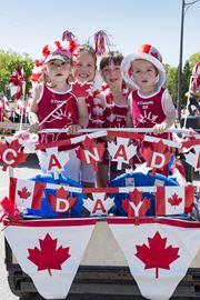 Tay celebrates Canada Day
