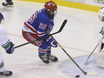 Oakville Blades even series with 5-1 win in Orangeville
