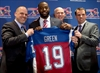 Veteran receiver Green re-signs with Montreal-Image1