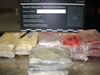 Cocaine seized