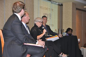 Candidates duke it out at JCI St. Catharines debate