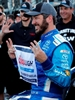 Truex bounces back from Chase elimination to win pole-Image1