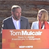 Tom Mulcair says NDP government would balance first budget