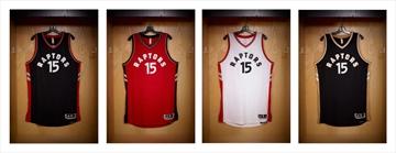 New jerseys