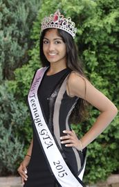 Oakville teen taking 'be your own beautiful' message to Miss Teenage Canada