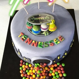 Reese Witherspoon treats son to a Teenage Mutant Ninja Turtles birthday cake-Image1