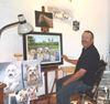 Windsor Profile: artist Robert Bishop