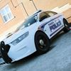 Port Hope Police car