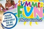 Enter our Summer Fun photo contest for your chance to win