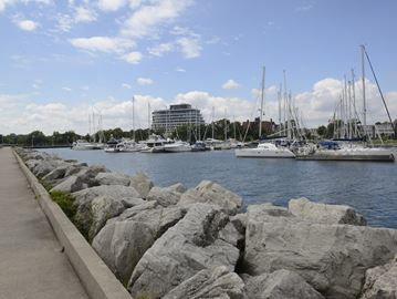 Group has vested interest in seeing Oakville harbours continue to flourish