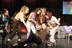 Oakville's Abbey Park H.S. puts on all-female version of The Odd Couple