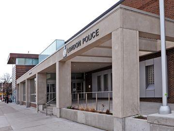 London police HQ