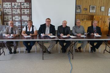 Mayors meet