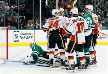 Flames use big 2nd period to beat host Stars 5-3-Image1