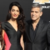 George and Amal Clooney celebrate with tequila-Image1