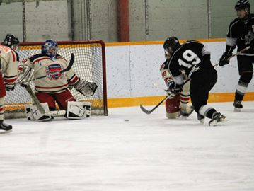 Knights of Meaford lose shootout heart breaker