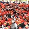 Guelph Gryphons win Queen's Cup