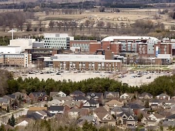 Durham College and UOIT campus