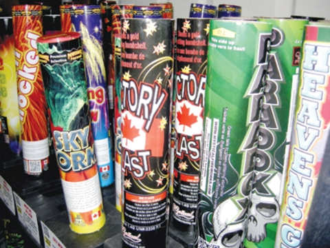 how to buy illegal fireworks