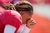 No. 1 Alabama rolls Kent State 48-0, loses Harris to injury-Image10