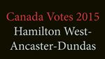 Candidates for Hamilton West-Ancaster-Dundas federal election 2015