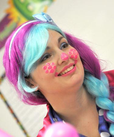 Razberry the Clown