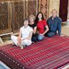 Fair trade rugs combat child exploitation, give families dignified life