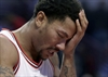 Latest injury to Rose hits Bulls hard-Image1