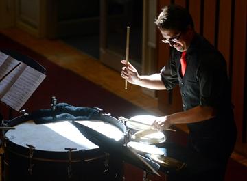 Concert series opens