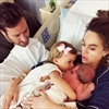 Armie Hammer and Elizabeth Chambers 'in love' with new son-Image1
