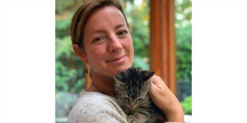 After Sarah McLachlan adopts rescued Hamilton cat, 'Peanut' became a Queen