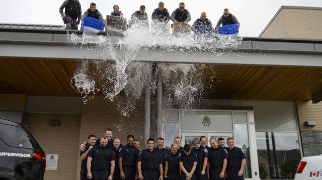 HRPS ALS Ice Bucket Challenge