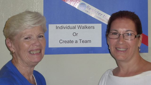 Oakville joins national SuperWalk to combat Parkinson's disease