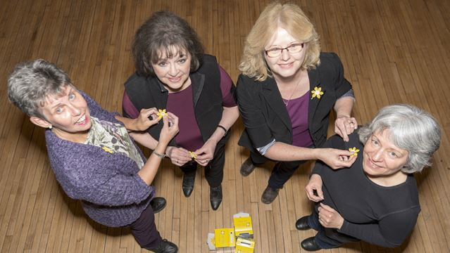 Daffodil Campaign gets underway