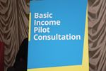 Basic Income pilot project meeting