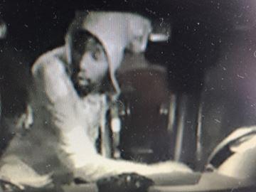 Suspects captured on surveillance video