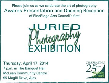 Juried Photography Exhibition