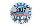 2017 Halton Hills Readers Choice Nominations