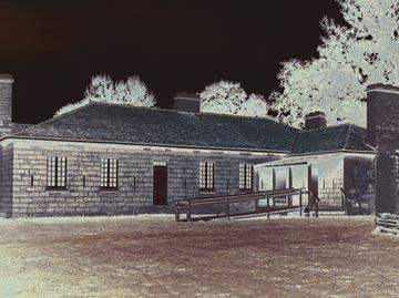 Does a ghost haunt Penetanguishene's Discovery Harbour?