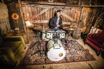 Jazz drummer Marito Marques is one of the new faces at the 26th annual Sun Life Financial Uptown Waterloo Jazz Festival June 20-22.
