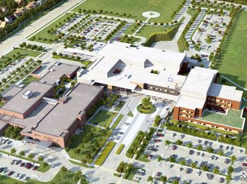 Milton District Hospital expansion underway