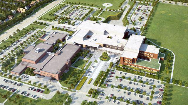 Milton District Hospital expansion underway