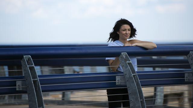 Raptors' Kat Stefankiewicz a smalltown Burlington girl at heart