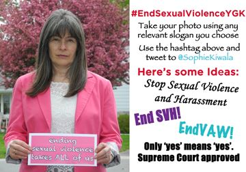 End Sexual Violence