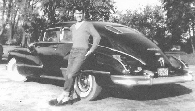 Opinion | 1947 Cadillac fastback in Ottawa in 1955 ...