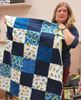 Gwen Carter's baby quilts