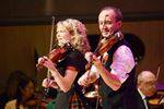 Natalie MacMaster and Donnell Leahy